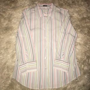 J Crew women's button down